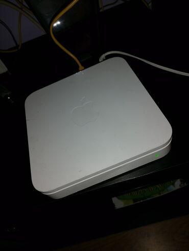 Racunar - Srbija: Apple AirPort Extreme 802.11n WiFi bezicni ruter za PC i laptop