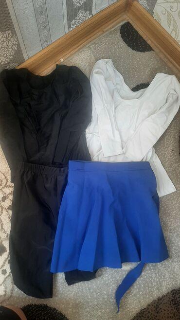 купить ауди а 4 в Кыргызстан: Все для танцев для девочек на 4,5 лет купальник белый и чёрный а так