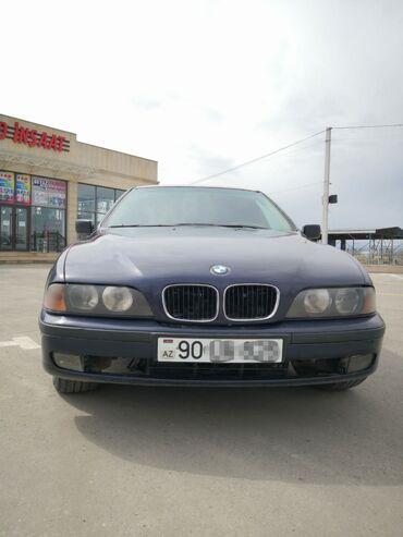 bmw 5 серия 525i 5mt - Azərbaycan: BMW 5 series 2.3 l. 1997 | 356450 km