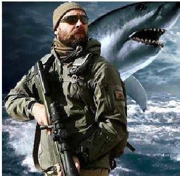 мужская одежда paul shark в Кыргызстан: Куртка и штаны Shark Skin SoftShell, материал «Акулья кожа»