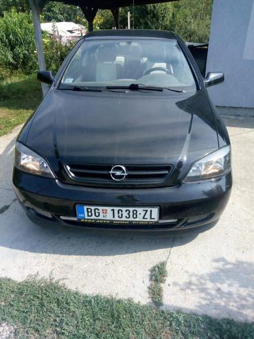 Opel Astra 2000 - Belgrade