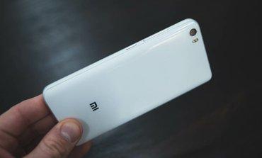 Продам Xiaomi mi 5 3/64GB белый в идеальном в Лебединовка