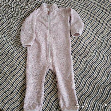 Другие товары для детей в Кант: Комбинезон H&M утеплённый на флисе на 2-3 года