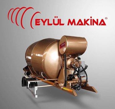 8 m3- 10 m3- 12 m3- 14 m3  eylul truckmixer bishkek. Eylul в Бишкек