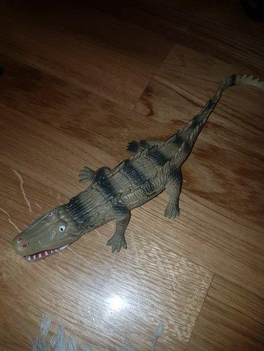 Veliki krokodil igracka - Beograd - slika 2