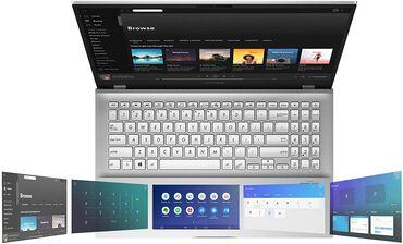 ASUS VivoBook S15 (S532FA-SB77)Yepyeni, bağlı qutuda, 1 il beynəlxalq