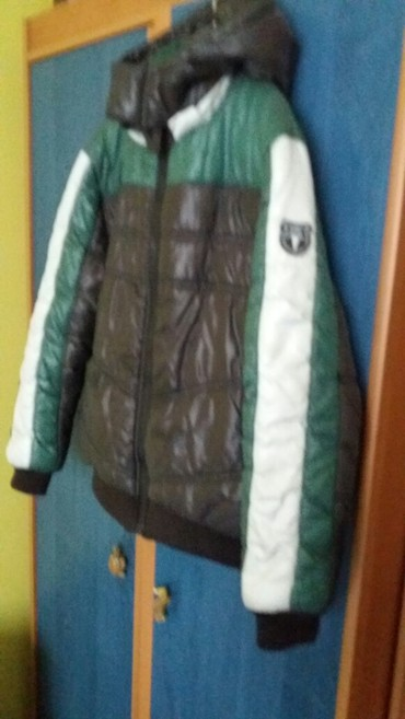 Dečija muška jakna,postavljena...topla i očuvana - Belgrade