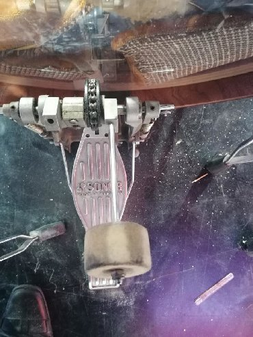 Dupla pedala original nemackq ekstra kvalitet