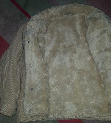 Bez bunda - Srbija: Waikiki jakna bunda bez boje od somota. Iznutra krzno. Jako mekano i