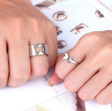 Личные вещи - Бостери: Парные кольца или кольца для лучших друзей🥰 Размер 16-17  Качество