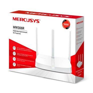 Wi-Fi роутер Mercusys MW306RМаршрутизатор Mercusys MW306R со скоростью