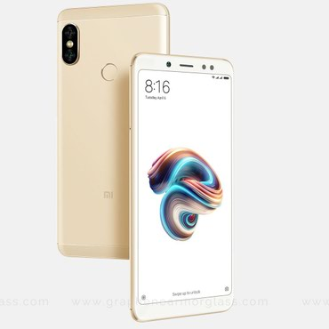 Xiaomi Redmi Note 5 4G Phablet Global Edition - GOLDEN  в Бишкек