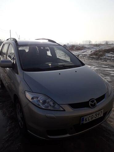 Mazda 5 2 л. 2007   1548999 км