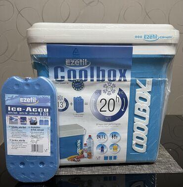 Сумка холодильник Ezetil Термобокс с эффективной термоизоляцией
