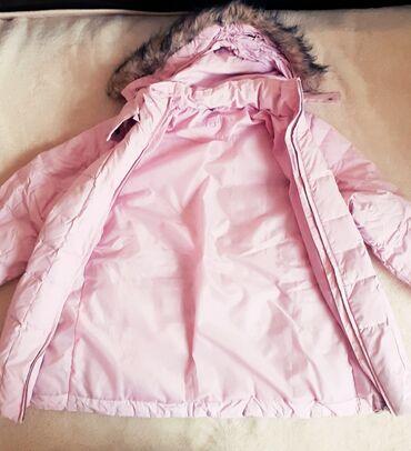 Jakna sa krznom - Srbija: Zimska jakna . SAMO NOVA