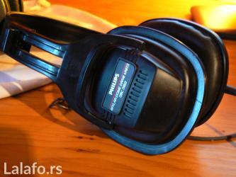 philips xenium x128 u Srbija: Philips vintage slušalice Slušalice u dobrom stanju, u kablu se gubi