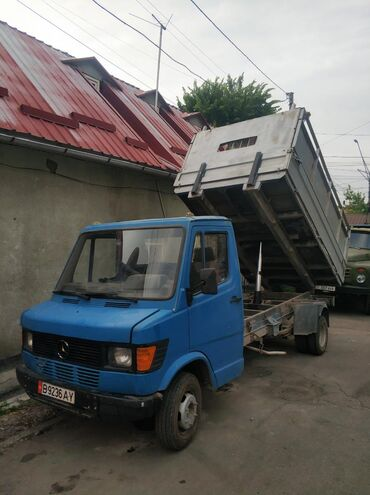 Грузовики-до-10-тонн - Кыргызстан: Мерседес Грузовой Самосвал. Доставка грузов до 3.5 тонн. Вывоз строй