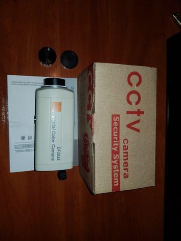 Камера видеонаблюдения с объективом 2.8, аналоговая JSP в Бишкек - фото 7