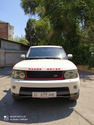 Land Rover в Бишкек: Land Rover Range Rover Sport 5 л. 2009