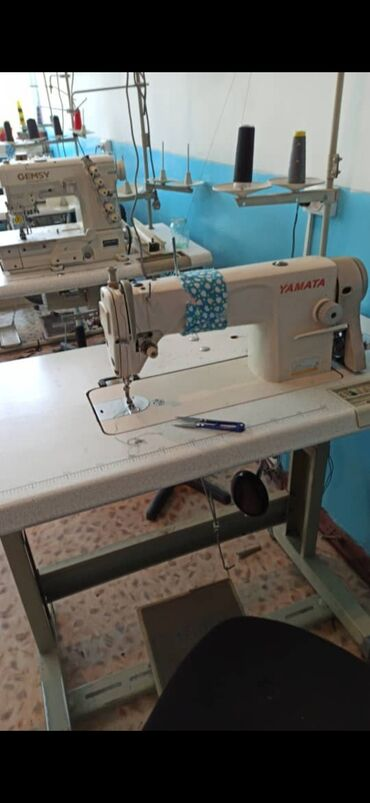 yamata tikis masini в Кыргызстан: Ош шаарынын Yamata швейная машинасын сатып алам . 8000мин сомго