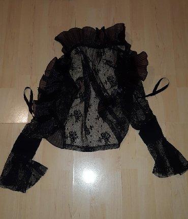 Od-haljina-cipke - Srbija: Predivan bolero bluza od cipke. Cena 450 din