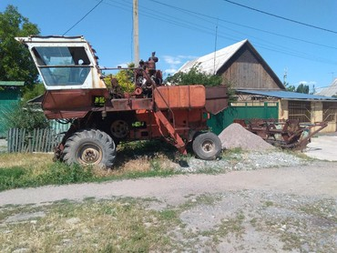 Сенокосилка-бишкек - Кыргызстан: Продаю Комбайн очень срочно Нива СК 5, сенокосилка(Договоримся)