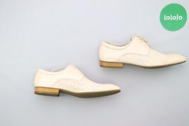 Чоловічі стильні туфлі Kaiser, p. 41    Довжина підошви: 30 см  Стан в