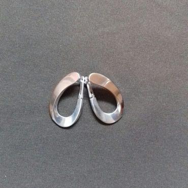 Серги серебро в Бишкек