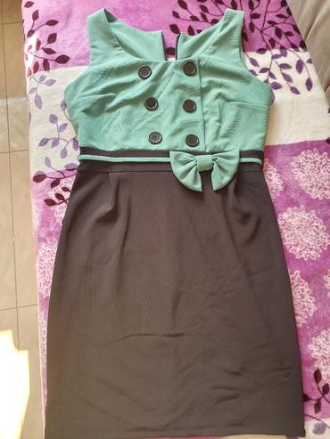 Majica-svecana - Srbija: Lepa svecana haljina velicina l