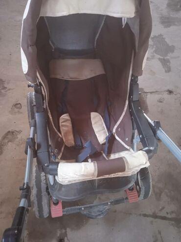 Детский мир - Сокулук: Продаю коляску состояние хорошее реальному клиенту уступлю
