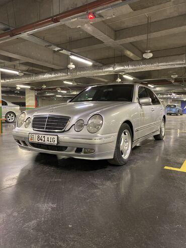 Mercedes-Benz E 200 2 л. 2001 | 190000 км