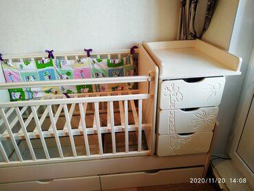 Продаю детский манеж(кроватку,люльку) трансформер в идеальном
