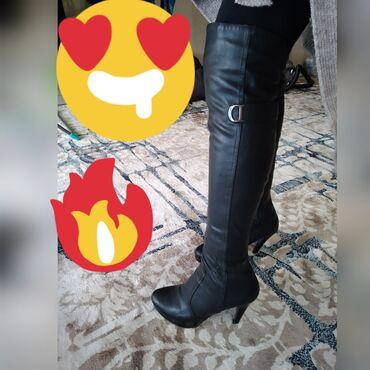 шикарные платья для полных в Кыргызстан: Продаю ботфорды. Черные, шикарно смотрятся. Деми. Реальному клиенту