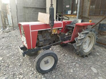 Сельхозтехника - Красный - Бишкек: Японский трактор