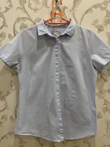 Рубашка отличного качества,привезла из Турции,надела 1-2 раза40 размер