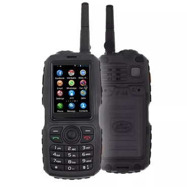 casper-via-a1 - Azərbaycan: A18 Cep Telefonu PTT Zello Walkie talkie IP67 Su Geçirmez MT6572