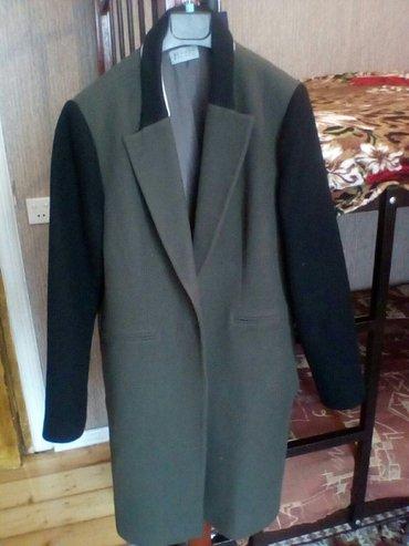 Gəncə şəhərində Kasmir palto turk malidi