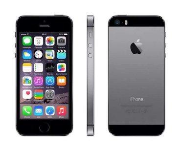 Iphone 5 s 32 GB новый. Оригинал в Бишкек