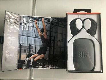 Salam. JBL Endurance Jump qulaqcigi satilir.Iki rengi movcuddur : Grey