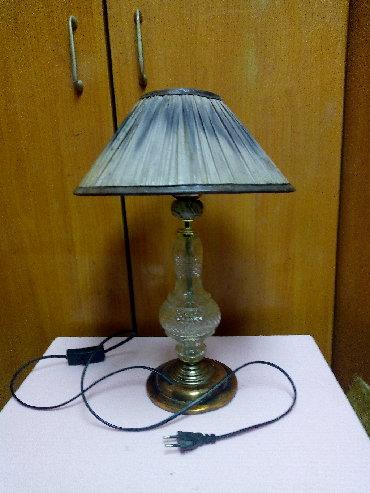Rasveta   Kraljevo: Stilska stona lampa   visina 40 cm