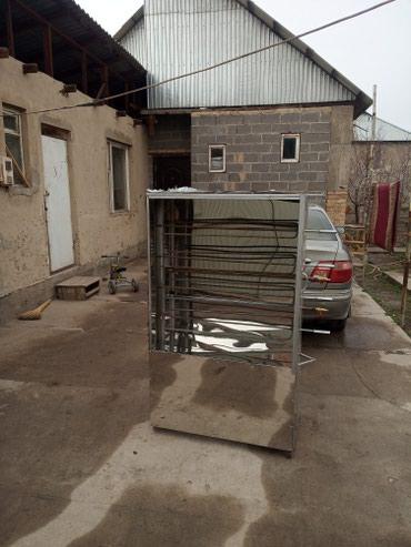 Гриль аппарат печь газовый из нержавеющей стали в Бишкек