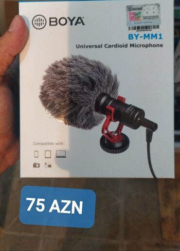 adamex pajero universal arabalar - Azərbaycan: Universal Cardioid Microphone