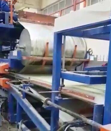 Заводы и фабрики - Кыргызстан: Продаю обородувание для сэндвич панелей обмен на Фура или машина