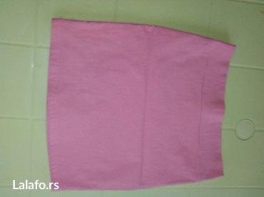Mini suknja roza - Kovin