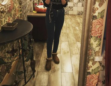 Джинсы - Кыргызстан: Zara original, винтажные джинсы, высокая посадка . Зауженные. Сидят су