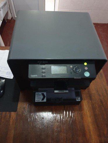 принтер 3в1 canon 4410 в Кыргызстан: Продаю принтер МФУ CANON 4410 сост отл+гарантия