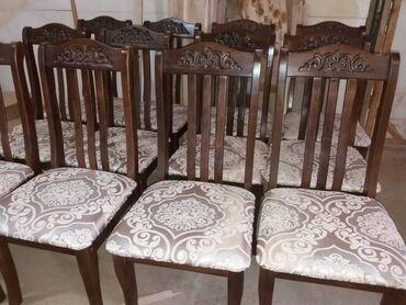 Принимаем заказы на стулья из Карагача. Качество отличное. Местного