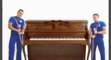 Pianino ve royallarin tehlukesiz dasinmasi