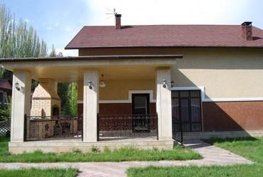 Коттедж 19c расположен в пансионате в Бишкек