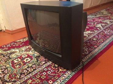 Sumqayıt şəhərində Samsung televizoru satilir,hec bir problemi yoxdu,temirde